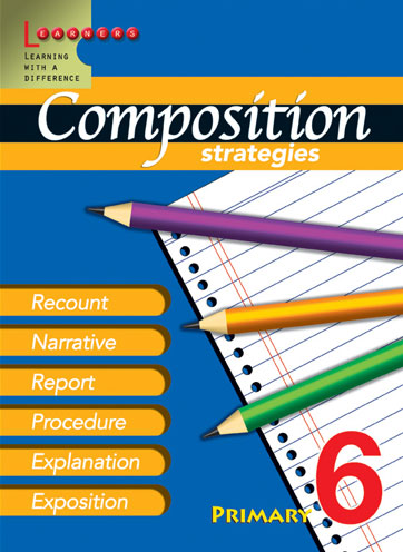 Composition Strategies Gr6