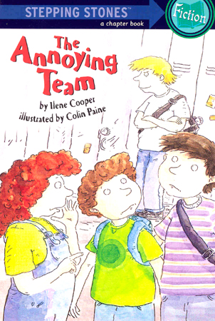 Stepping Stones Fiction : The Annoying Team