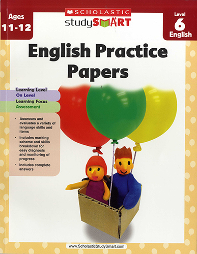 study Smart English practice papers L6