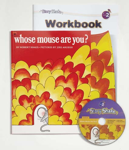 Story Shake Pack 2 Whose mouse are you? (B+CD+W)