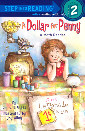 Step Into Reading 2 A Dollar for Penny 대표이미지