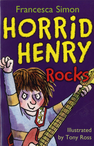 Horrid Henry Rocks    대표이미지