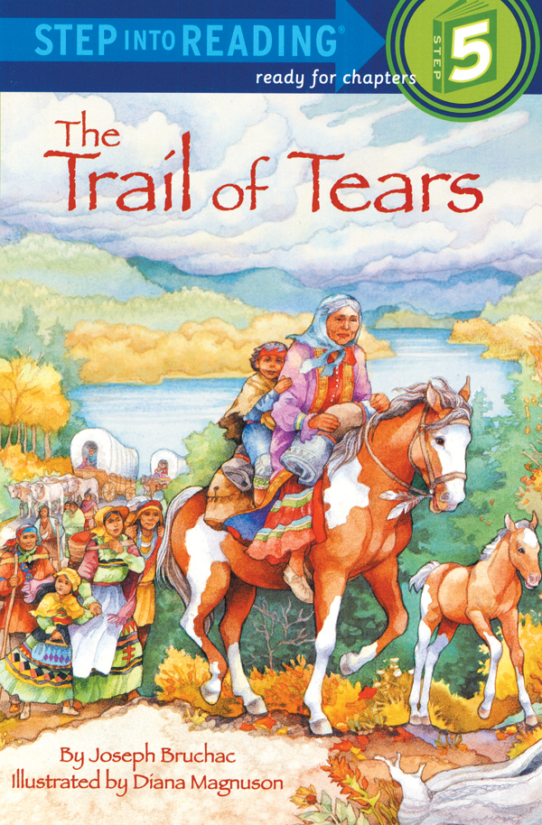 Step Into Reading 5 The Trail of Tears (B+CD+W)