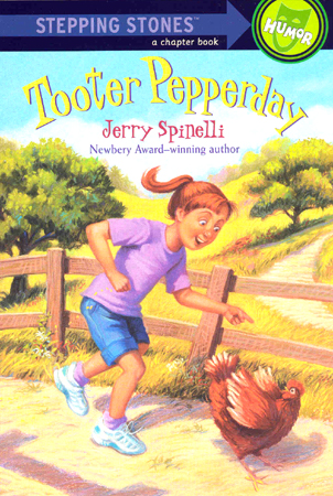Stepping Stones Humor : Tooter Pepperday