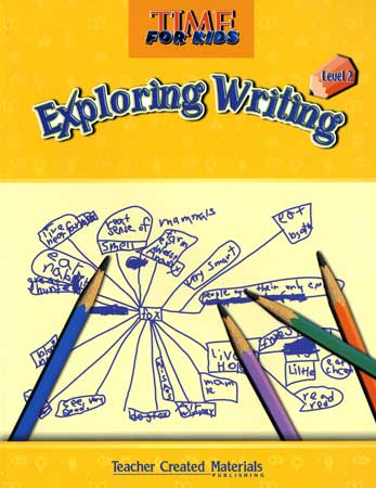 Thumnail : Time for Kids:Exploring Writing Level 2