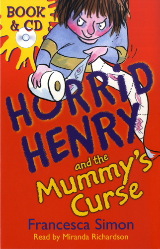 Horrid Henry and the Mummy´s Curse(B+CD) 대표이미지