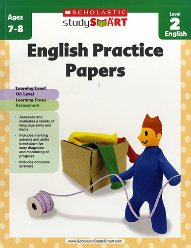 study Smart English practice papers L2