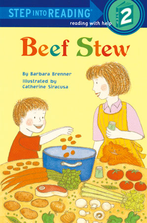 Step Into Reading 2 Beef Stew 대표이미지