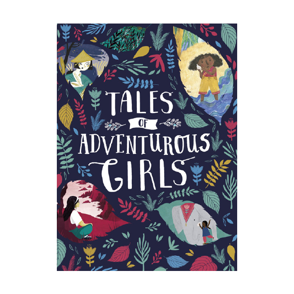 Penguin Reader Level 1: Tales of Adventurous Girls