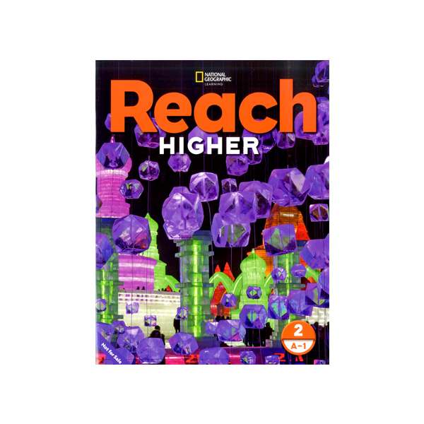 Thumnail : Reach Higher Student Book Level 2A-1