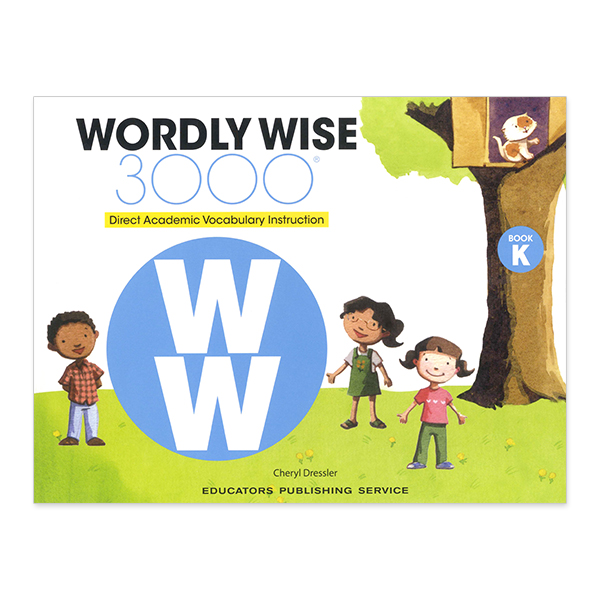 Wordly Wise 3000: Book K (4/E)