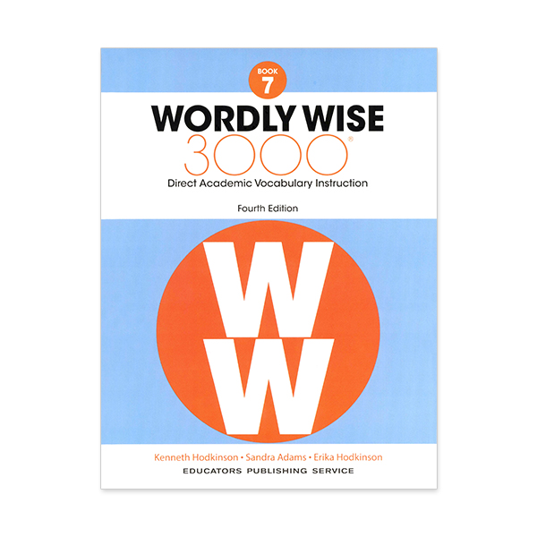 Wordly Wise 3000: Book 07 (4/E)