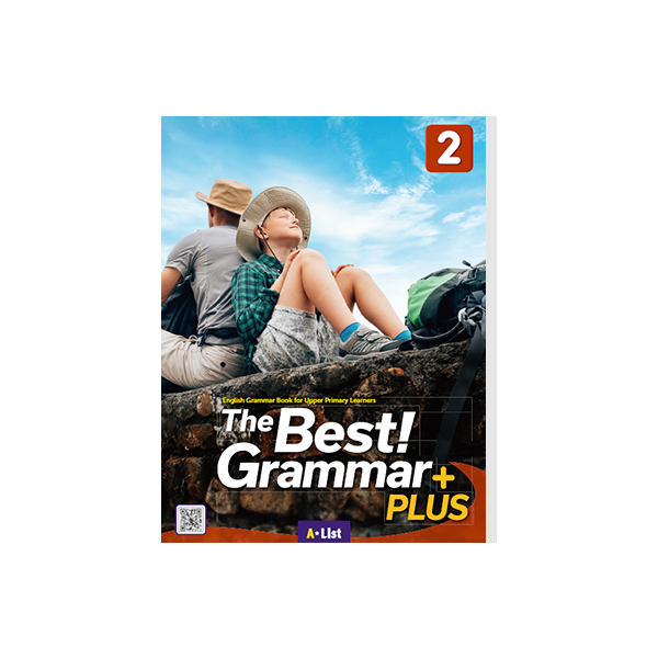 Thumnail : The Best Grammar PLUS 2 (SB+Test Book)