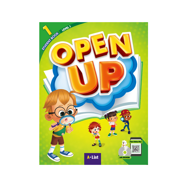 Thumnail : Open Up 1 (SB)