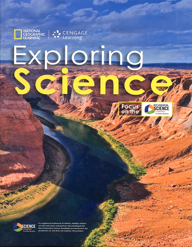 Exploring Science 5