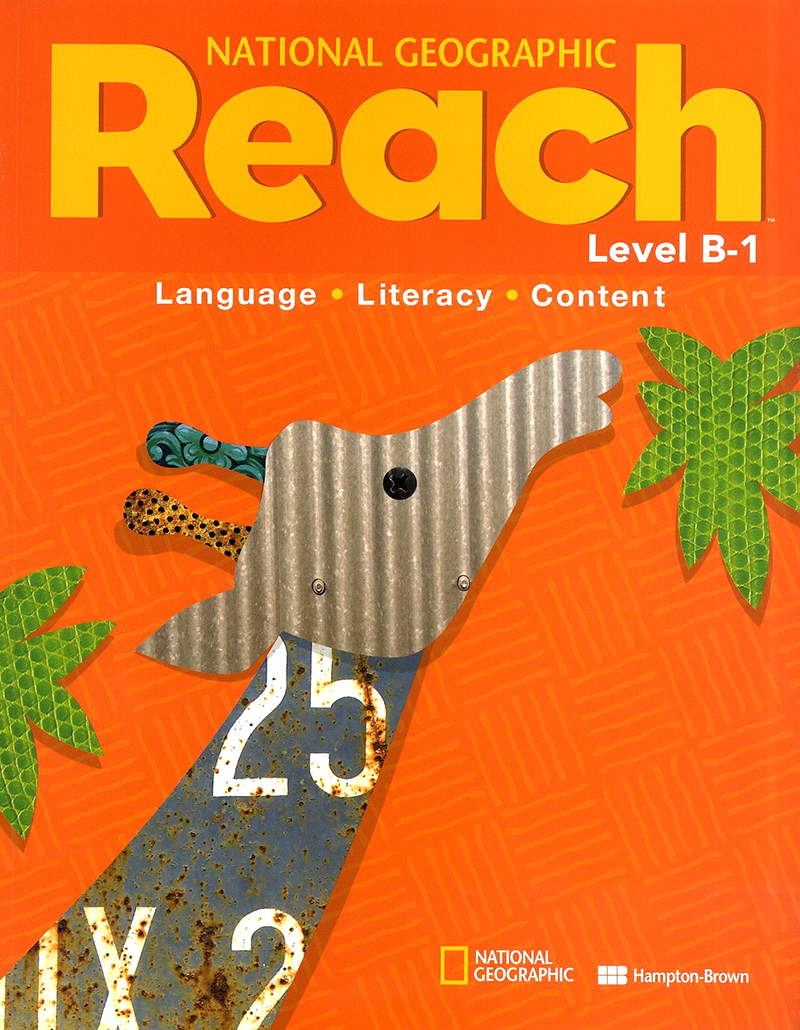 Reach Level B-1 S/B (with Audio CD)