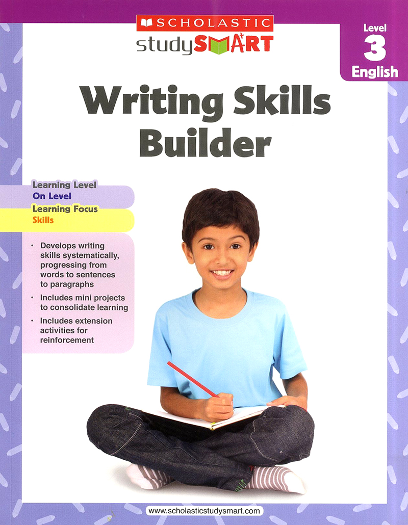 Writing Skills Builder 3