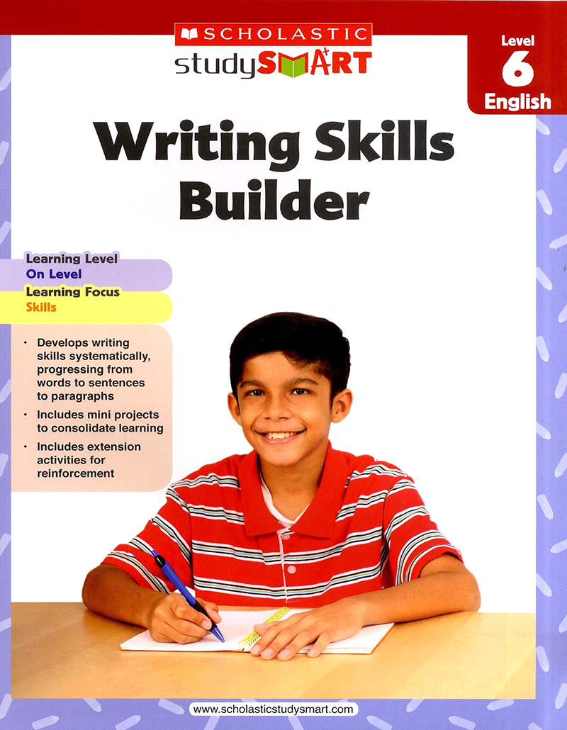 Writing Skills Builder 6