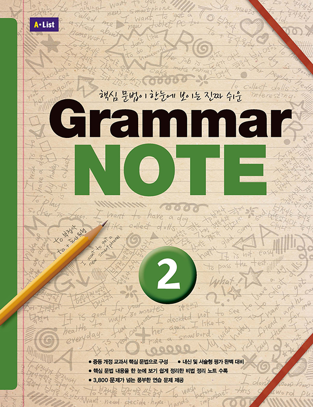 Thumnail : Grammar NOTE 2 (Student Book)