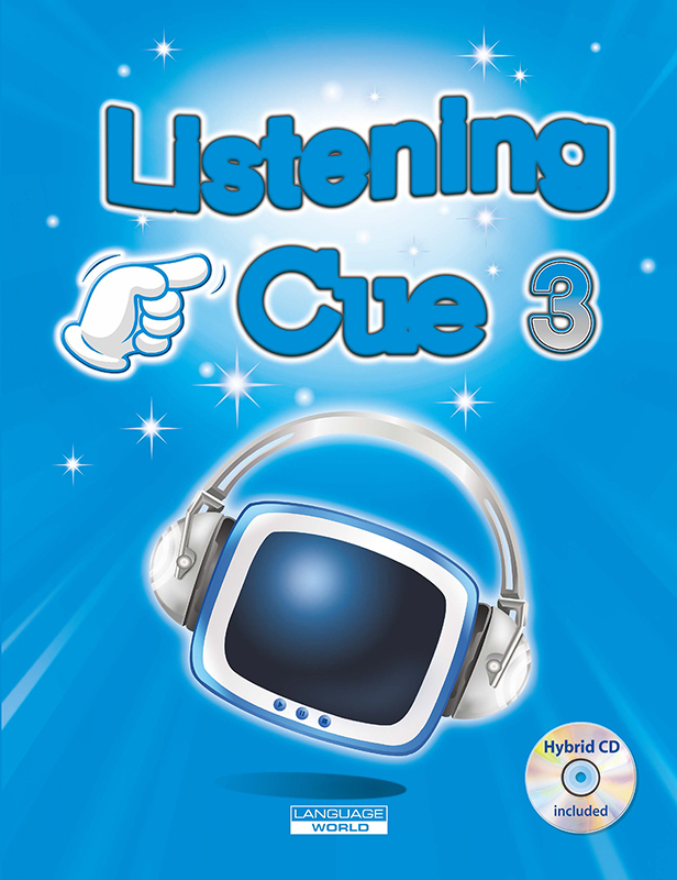 Thumnail : Listening Cue 3 (B+W+CD)