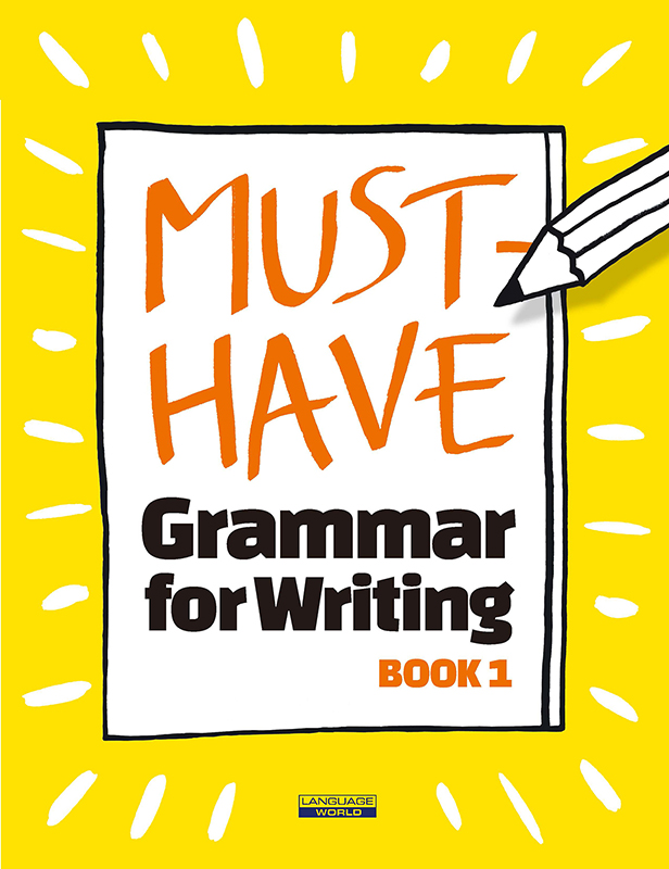 Thumnail : Must-Have Grammar for Writing Book 1