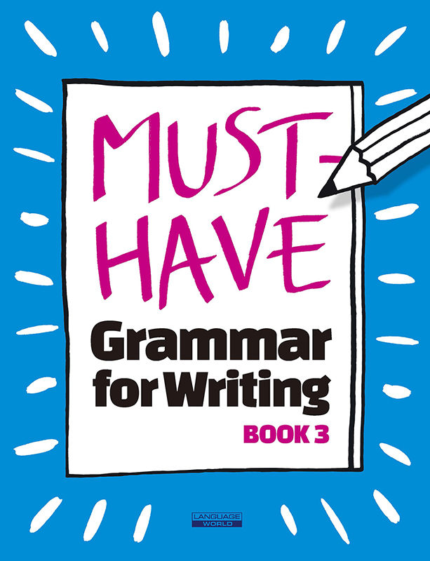Thumnail : Must-Have Grammar for Writing Book 3