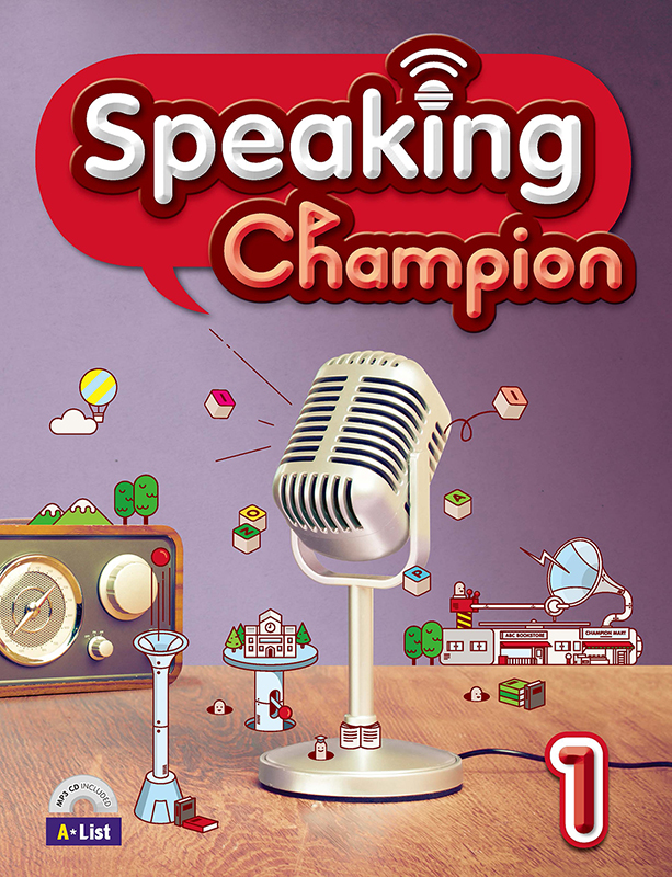Speaking Champion 1