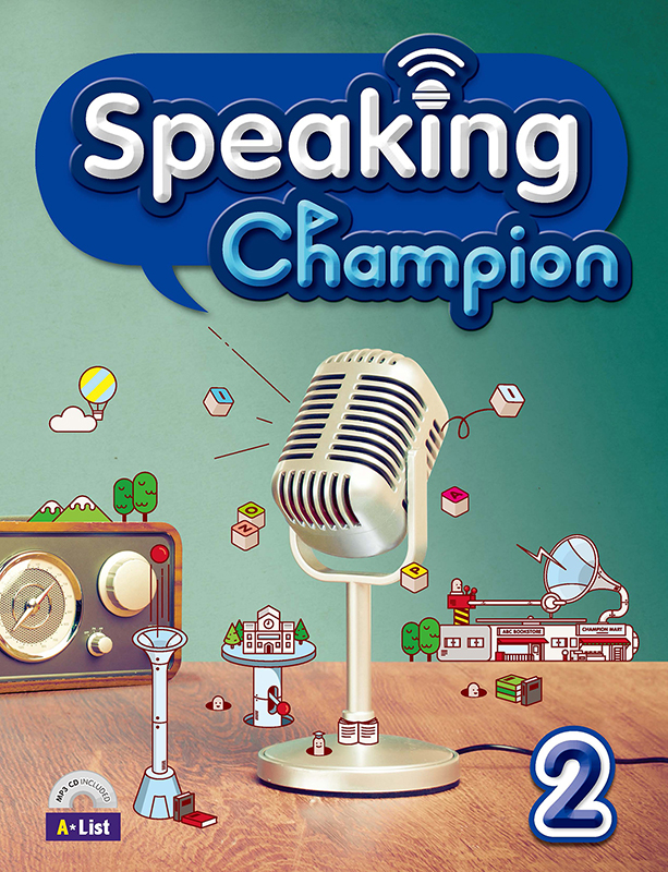 Speaking Champion 2