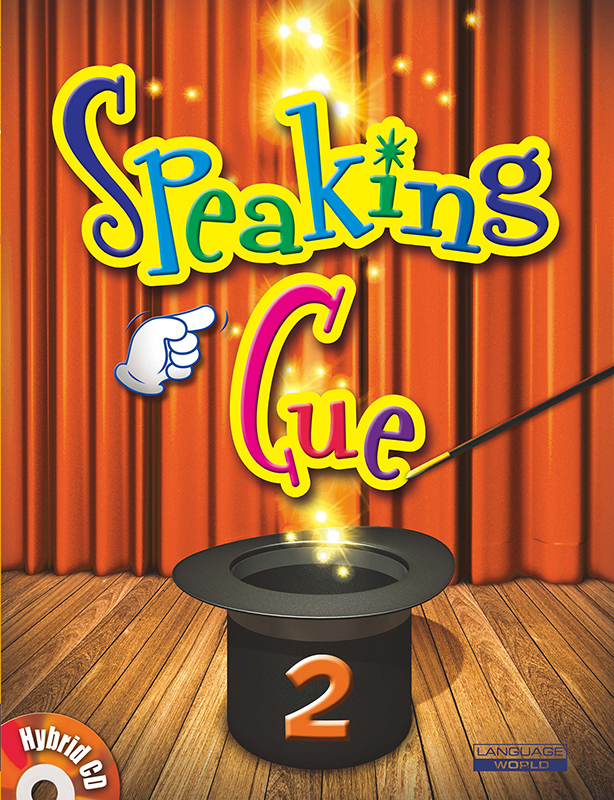 Speaking Cue 2 (B+W+CD) 대표이미지